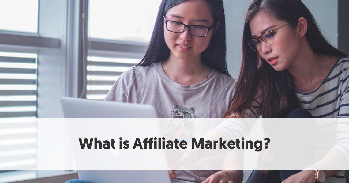 Qu'est-ce que le marketing d'affiliation? 1