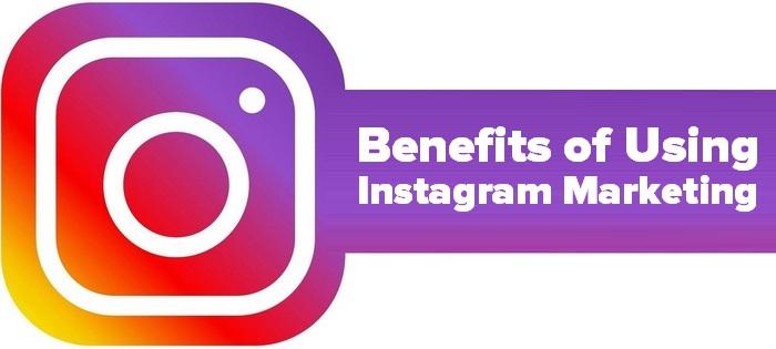 Korzyści ze stosowania marketingu na Instagramie: logo i podpis Instagram