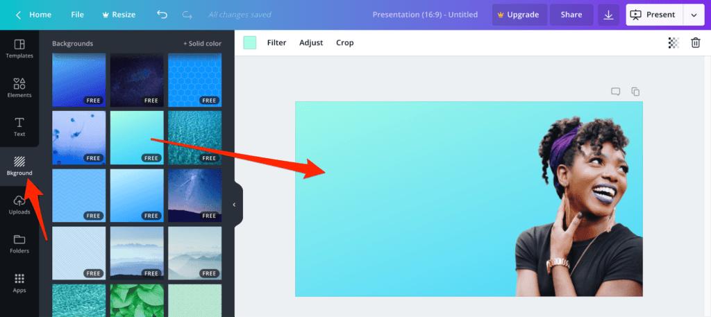 İnternetdə və ya Photoshop-da bir görüntünün arxa planını necə çıxarmaq olar 1