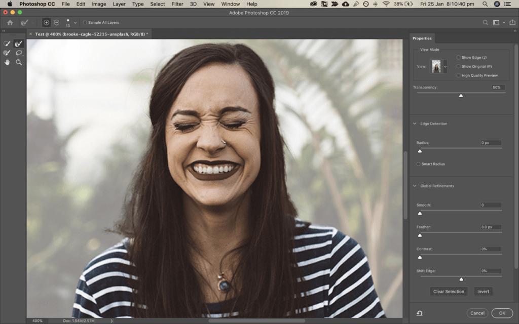 İnternetdə və ya Photoshop-da bir görüntünün arxa planını necə çıxarmaq olar 3