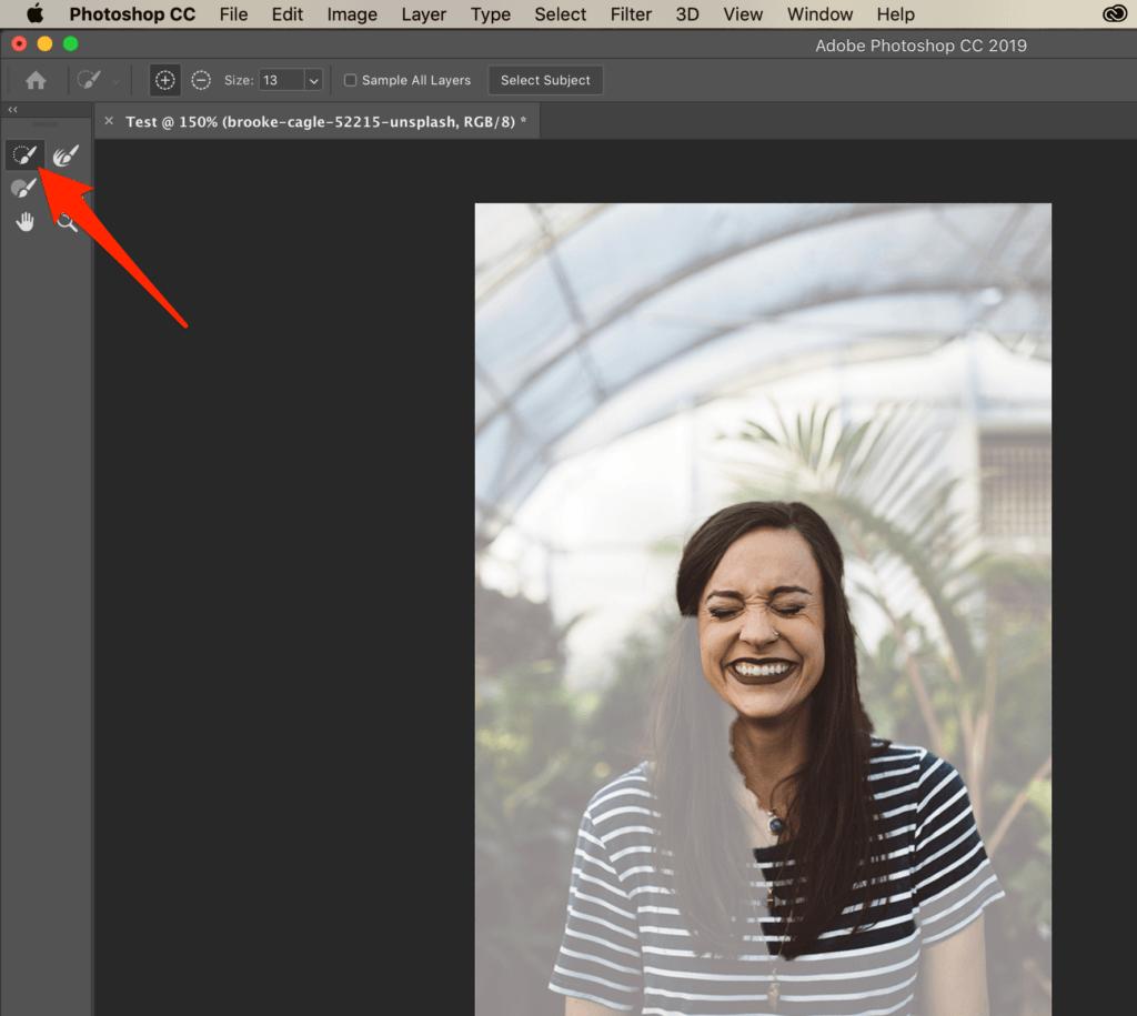 Photoshop Alətləri