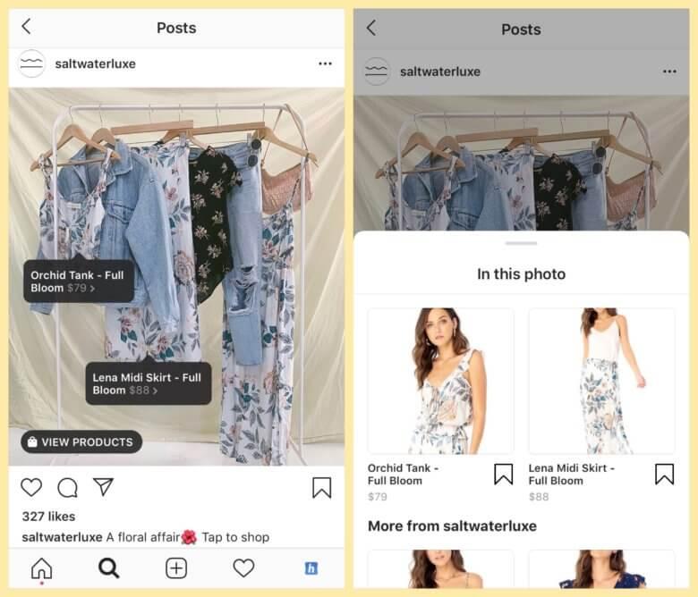 pequeñas marcas de moda en instagram