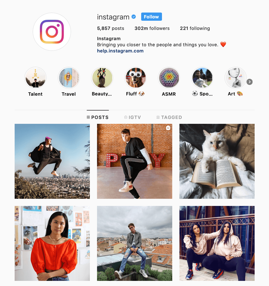 Marketinq təsiri Instagram | Ən yaxşı marketinq Instagram 6