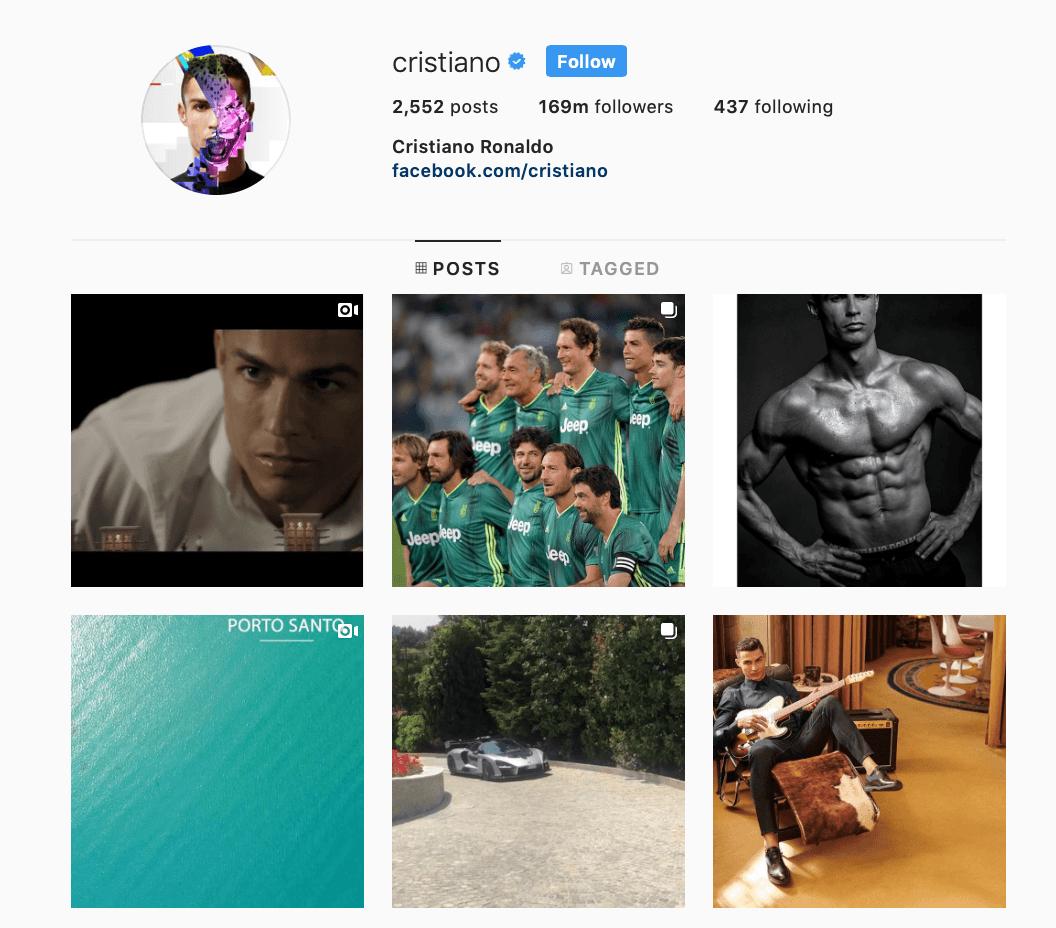 Marketinq təsiri Instagram | Ən yaxşı marketinq Instagram 7