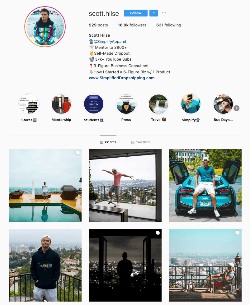 Marketinq təsiri Instagram | Ən yaxşı marketinq Instagram iyirmi bir