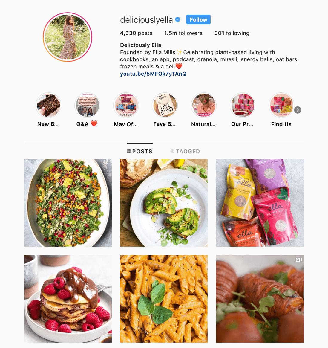 Təsirli marketinq Instagram | Ən yaxşı marketinq Instagram 25