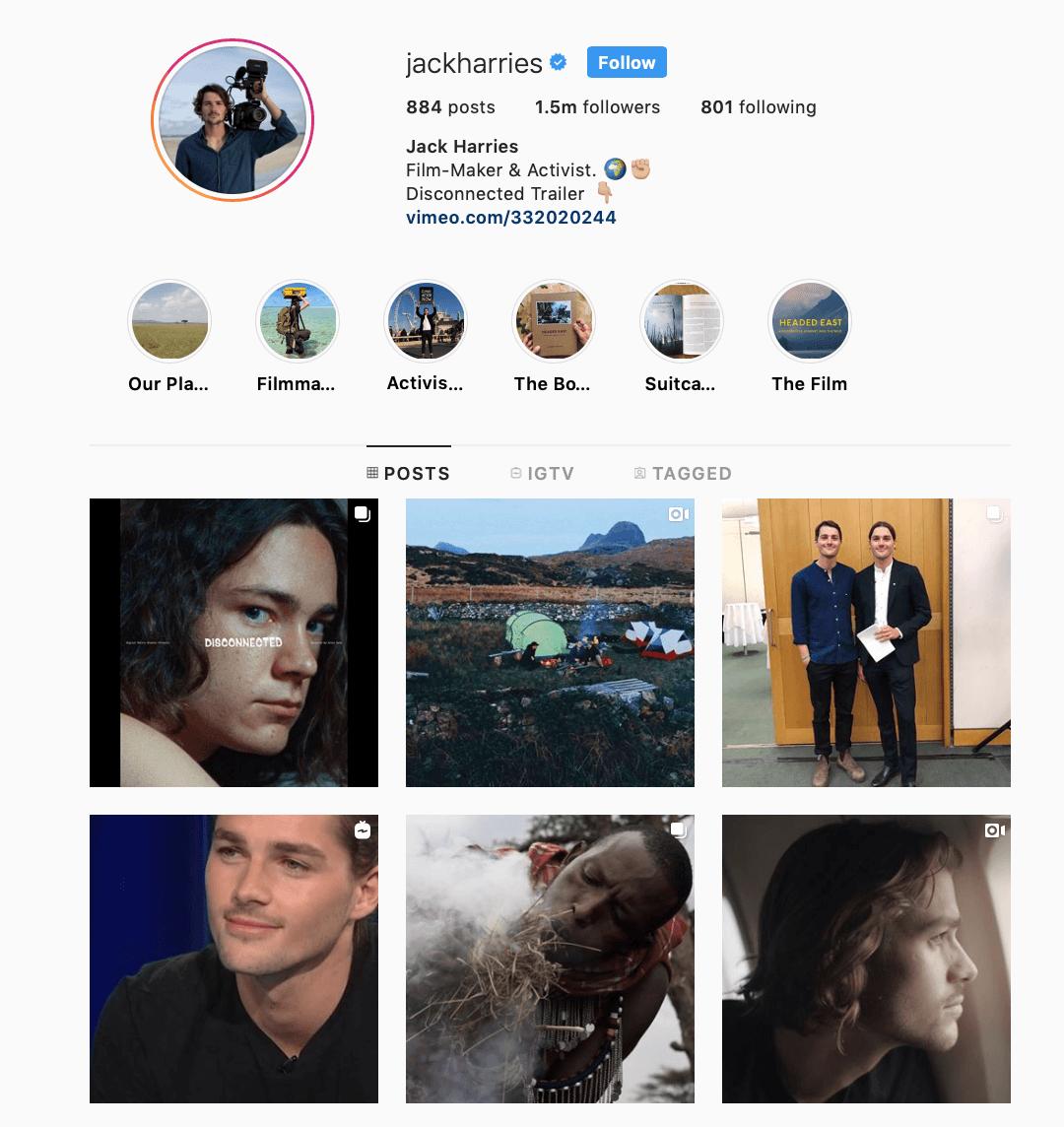 Marketinq təsiri Instagram | Ən yaxşı marketinq Instagram 30