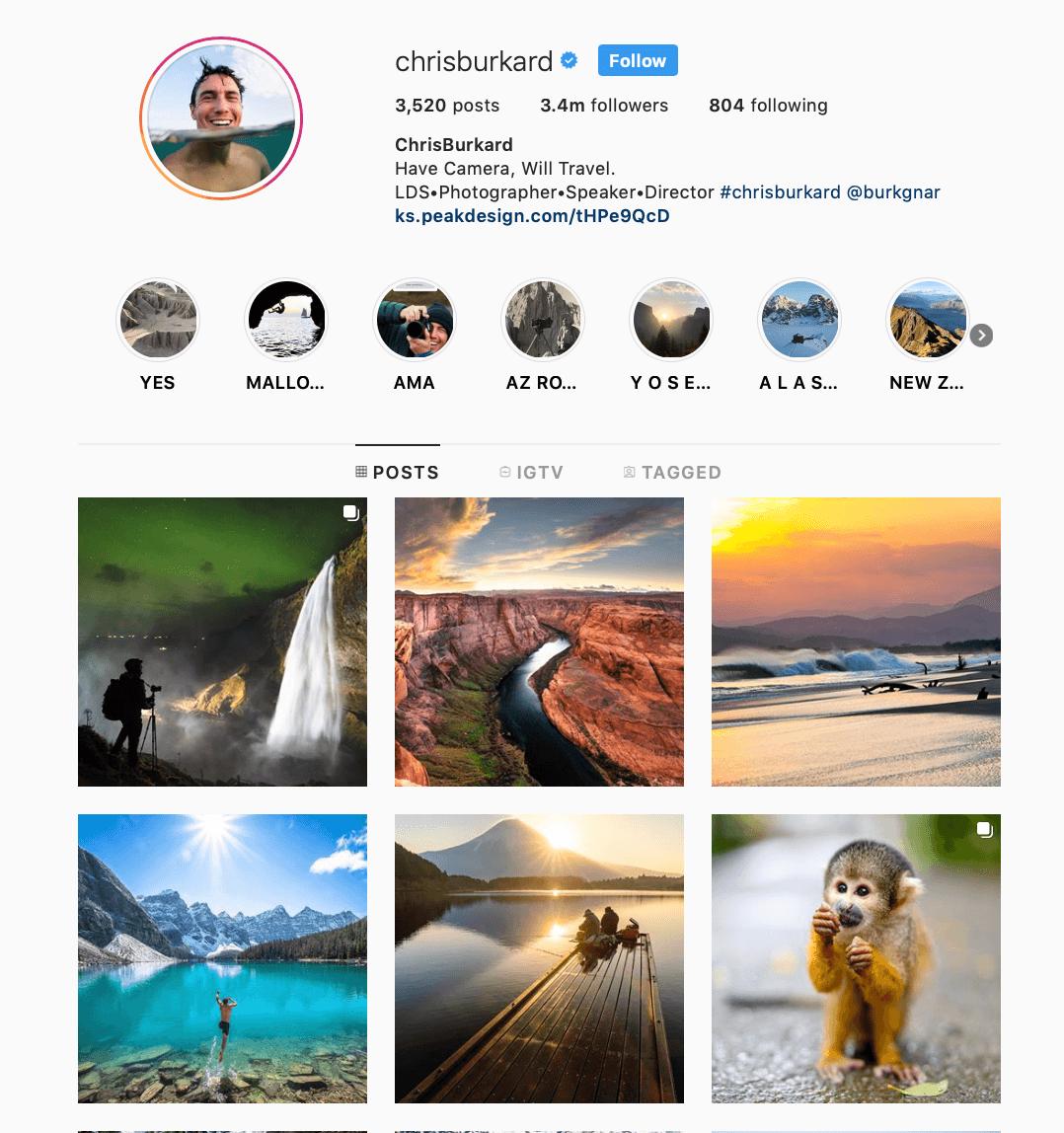 Təsirli marketinq Instagram | Ən yaxşı marketinq Instagram 29