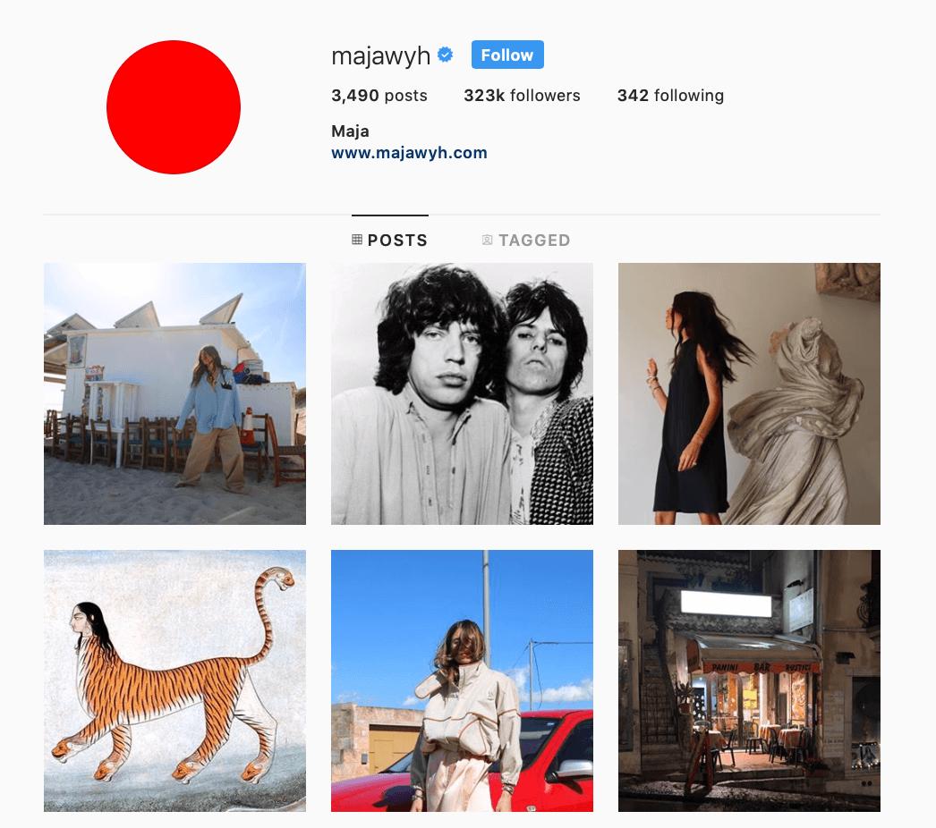 Təsirli marketinq Instagram | Ən yaxşı marketinq Instagram 35