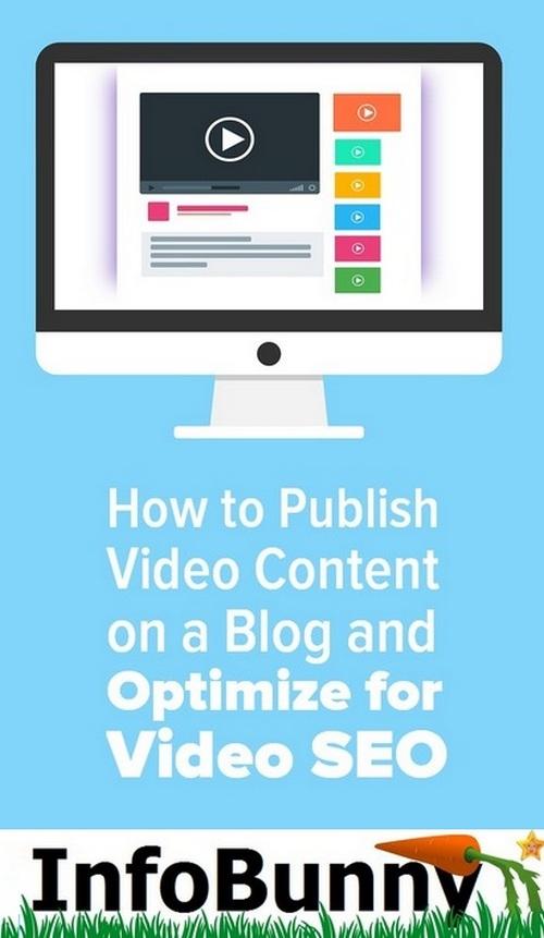 Optimizar para video SEO