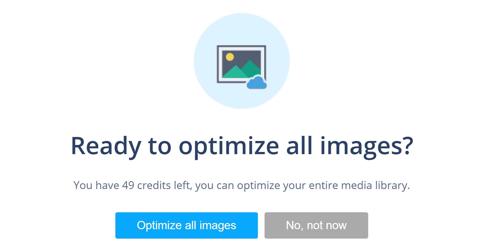 Optimizar todas las imágenes