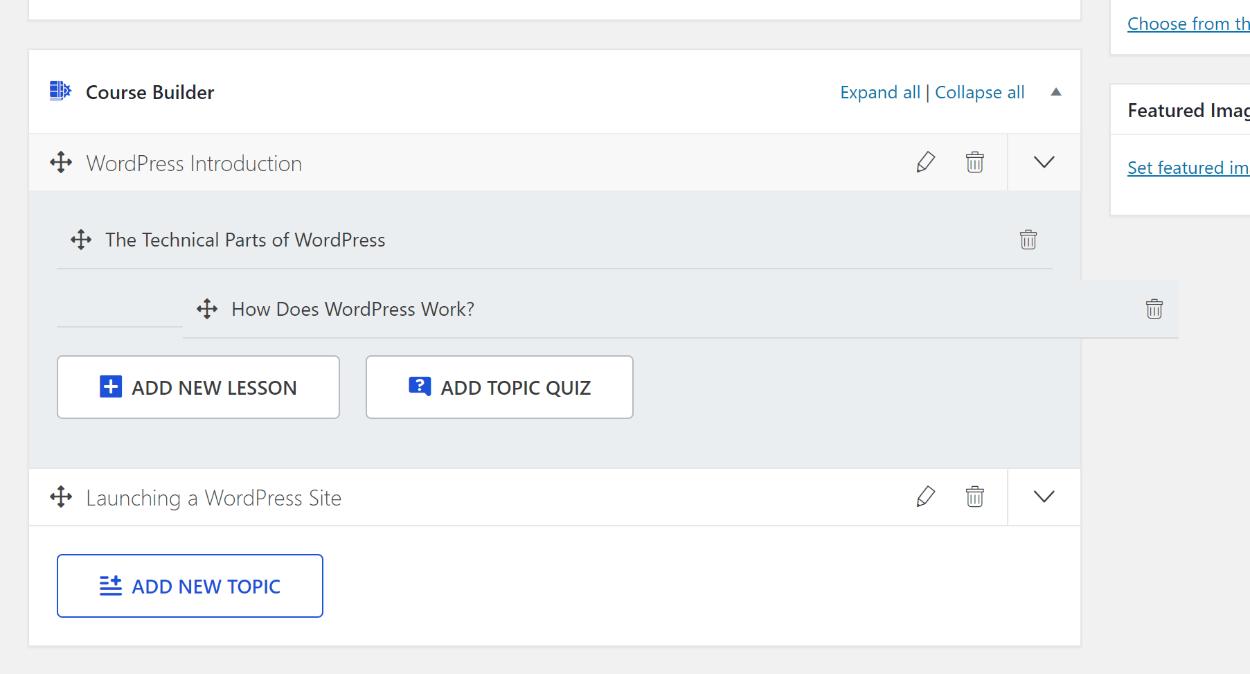 Drag & Drop UI Tutor UI