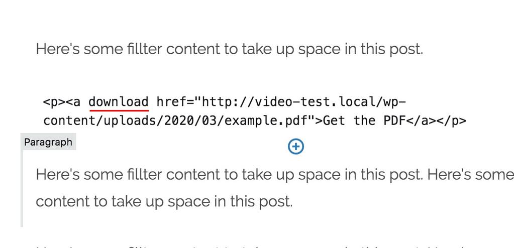 Hacer PDF para descargar