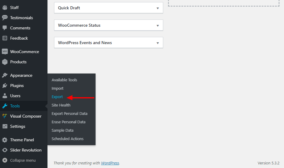 Cómo reinstalar la guía paso a paso de WordPress 6