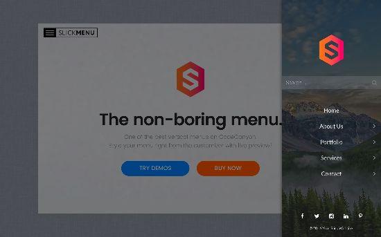 Obratné menu