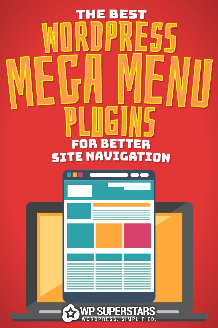 8 các plugin menu lớn WordPress tuyệt vời để điều hướng trang web tốt hơn 2