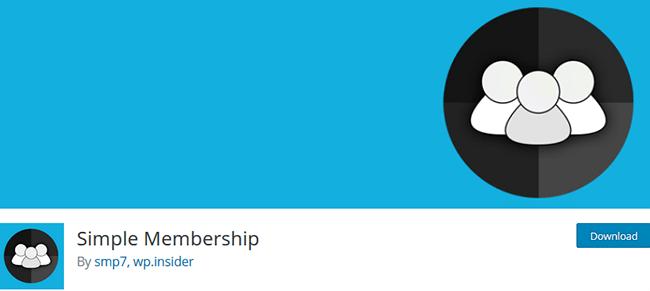 jednoduché členstvo