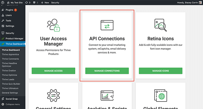 06 kết nối API
