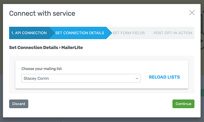 11 Kết nối với một dịch vụ