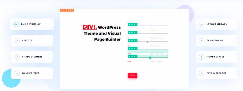 Divi WordPress Téma