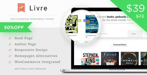 Zadarmo téma WordPress pre webové stránky elektronického obchodu