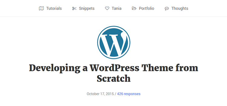 Datblygu thema WordPress o'r dechrau