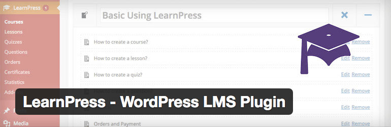 Complemento LearnPress