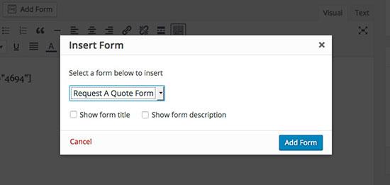 Đánh giá WPForms: trình tạo biểu mẫu dễ sử dụng với nhiều tính năng nâng cao 2