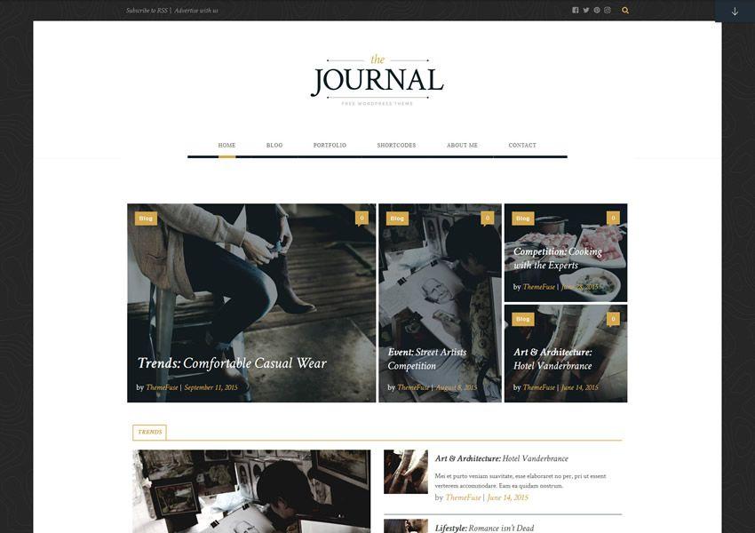 Ücretsiz dergi wordpress tema wp duyarlı dergi haber blogu