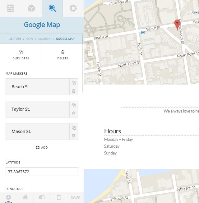 Cornerstone müfəttişi Google Xəritə