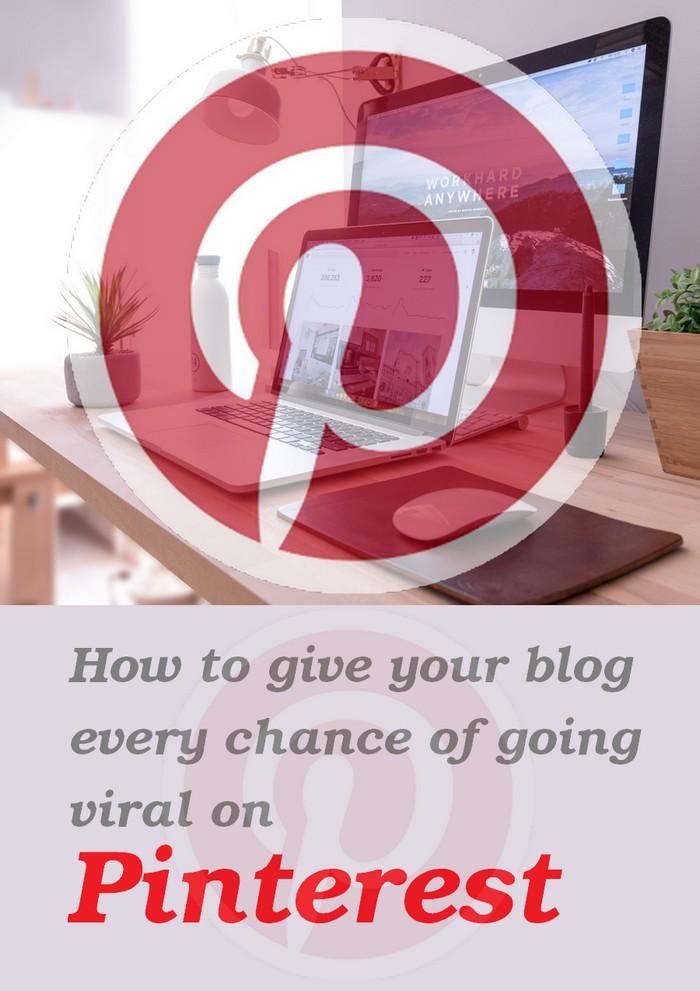 Cómo hacer que los blogs sean virales Pinterest