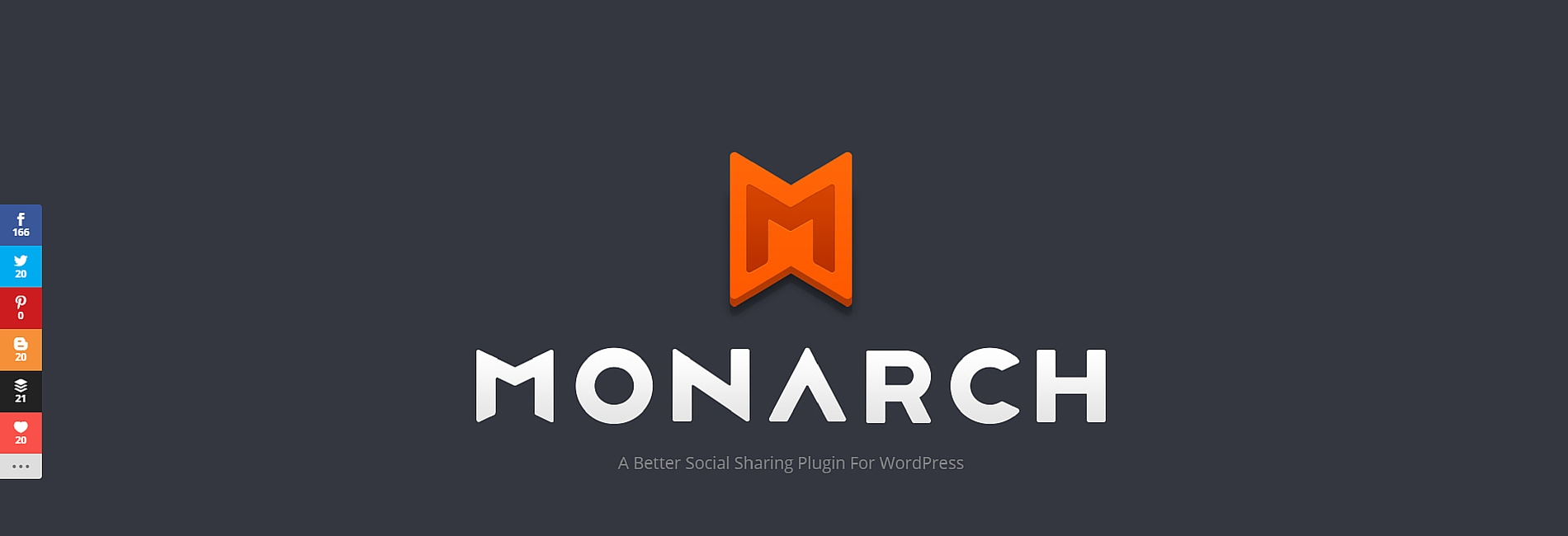 Đánh giá Monarch: Plugin chủ đề phong cách mới khuyến khích chia sẻ xã hội 1
