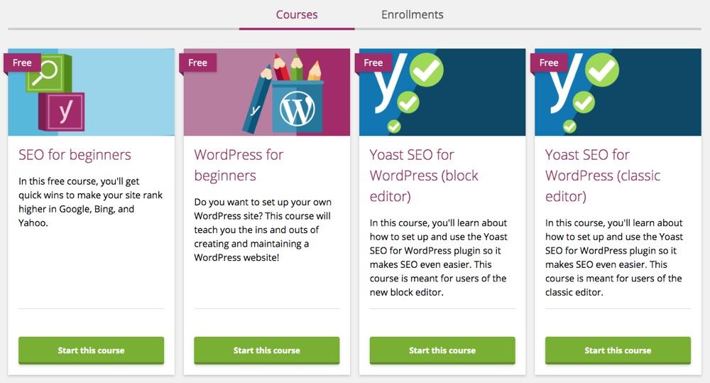 Szkolenie WordPress przez Yoast