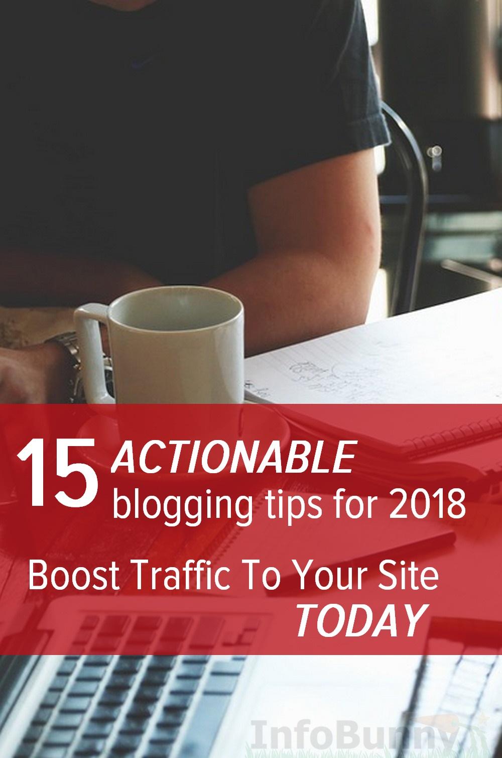 2018 üçün 15 praktik blog məsləhətləri
