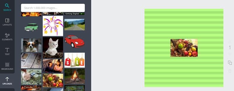 Kako stvoriti slike za svoj blog pomoću aplikacije Canva: praktični vodič za dodavanje slike