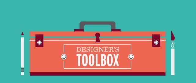 Vektorový obrázok sady nástrojov pre návrh knižníc diel