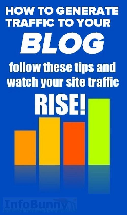 Ako generovať návštevnosť vášho blogu