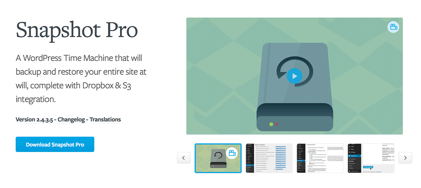 "Snapshot pro plugin - trang mẫu ảnh chụp màn hình trên trang web WMPU DEV. ""Srcset ="" https: // blog-techies.com/wp-content/uploads/2020/03/1584304092_193_14-de-los-mejores-compuityos-multisitio-de-WordPress.png 1048w, https://winningwp.com / wp -content / tải lên / 2015/06 / snapshot-pro-250x119.png 250w, https://winningwp.com/wp-content/uploads/2015/06/snapshot-pro-700x333.png 700w, https: / / wonwp .com / wp-content / uploads / 2015/06 / snapshot-pro-120x57.png 120w ""size ="" (chiều rộng tối đa: 1048px) 100vw, 1048px"