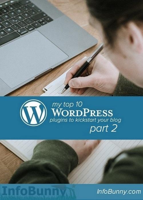 Parte de mis 10 mejores complementos de WordPress 2