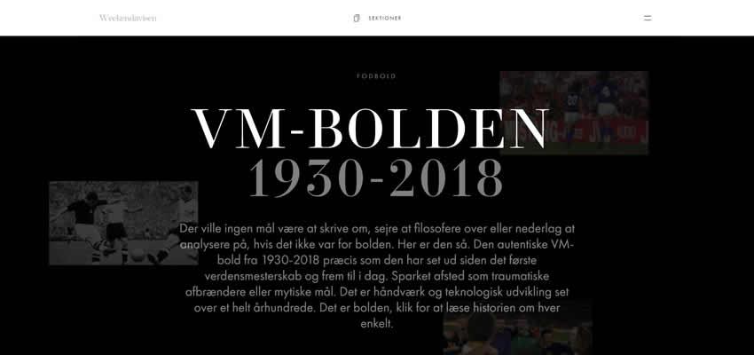 Copa del mundo Bolden Sport Fitness Diseño web Inspiración ui ux
