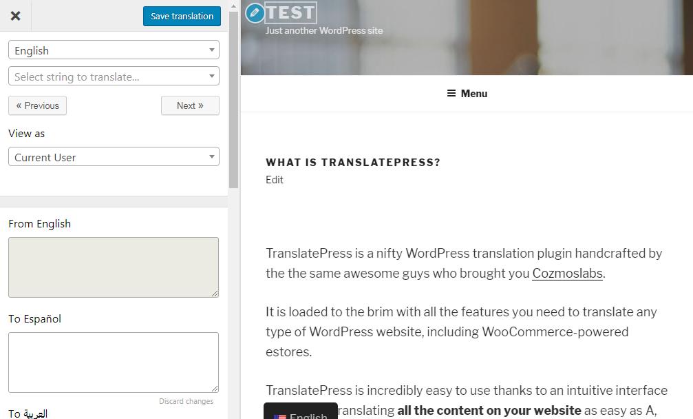 TranslatePress WordPress Translation Plugin Guide 4