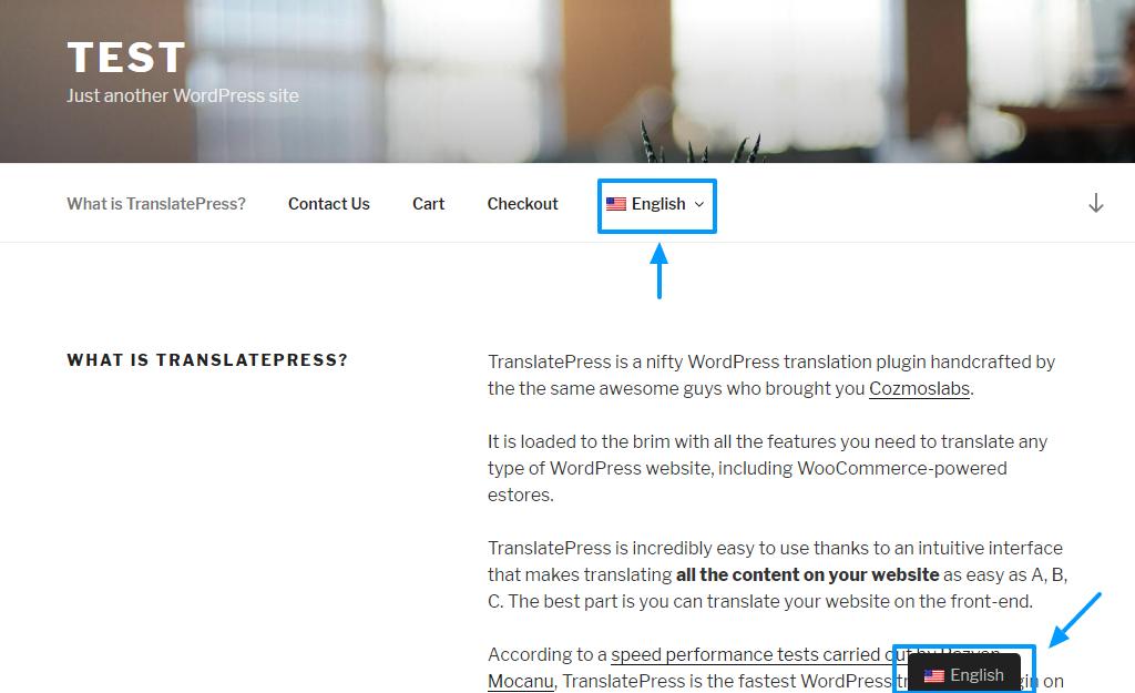 TranslatePress WordPress Translation Plugin Guide 5
