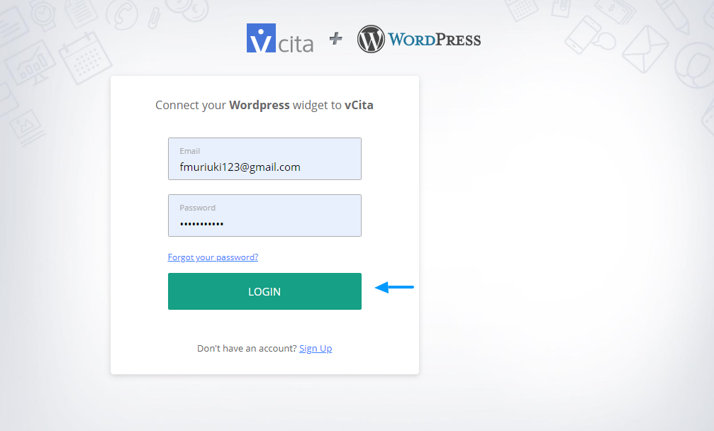 Granskning av vCita Business Management WordPress-plugin 3