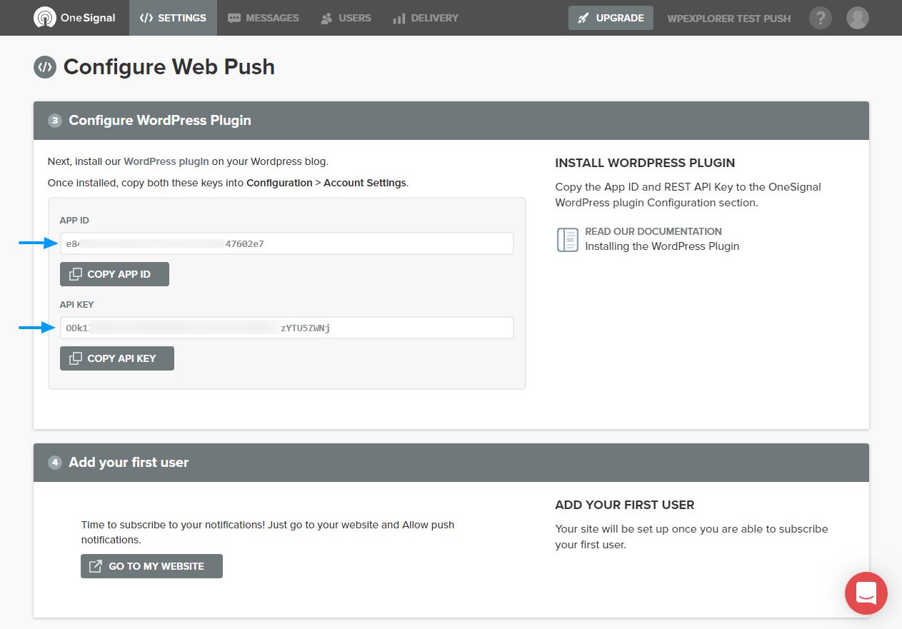 """Push bildirişlərini WordPress saytınıza necə əlavə etmək olar 7""""width ="""" 1263 """"height ="""" 881"""