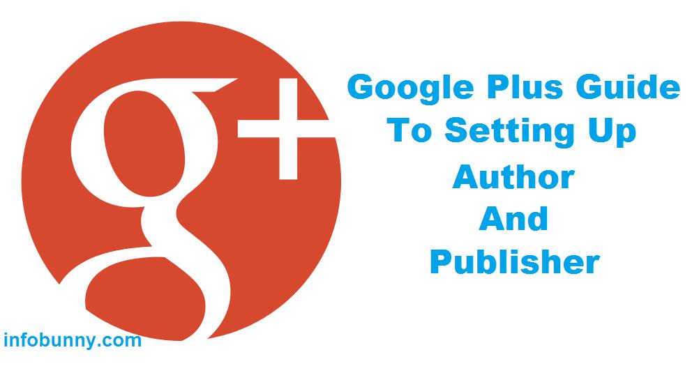 Hướng dẫn Google Plus cho quyền tác giả và nhà xuất bản