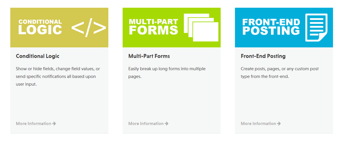 Ninja Forms plugin kitabxanası