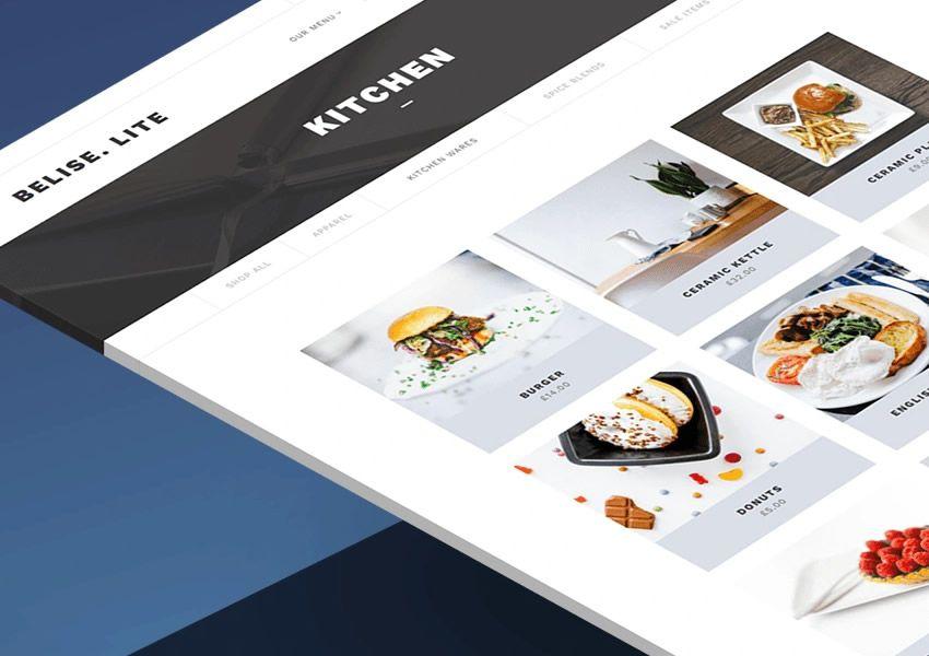 Belise Lite WordPress miễn phí chủ đề wp đáp ứng thực phẩm nhà hàng ẩm thực lối sống ẩm thực