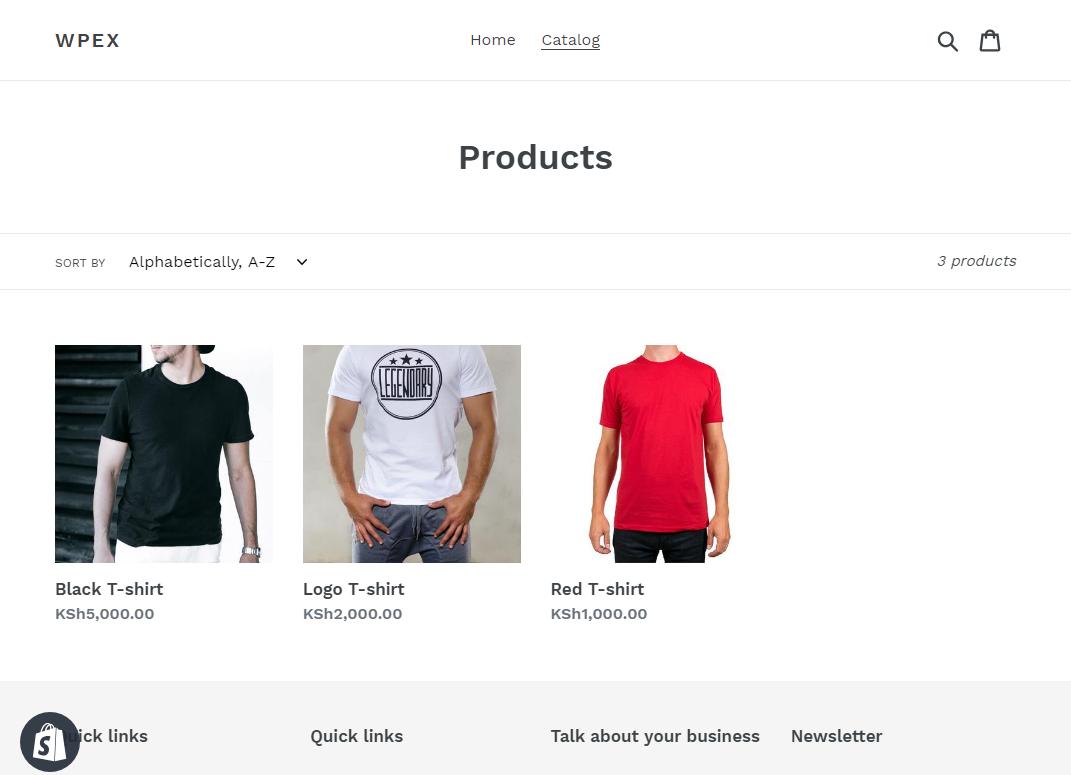 Shopify-ni WP Shopify ilə WordPress-ə necə əlavə etmək olar 4