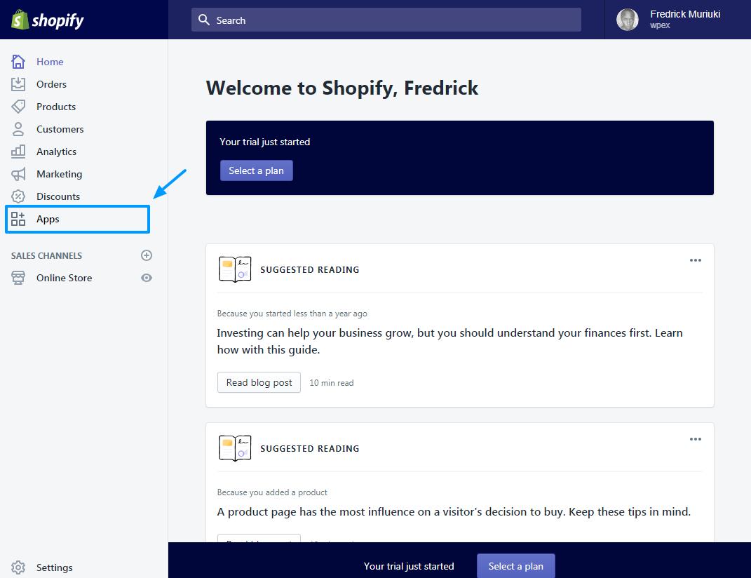 Shopify-ni WP Shopify ilə WordPress-ə necə əlavə etmək olar 5