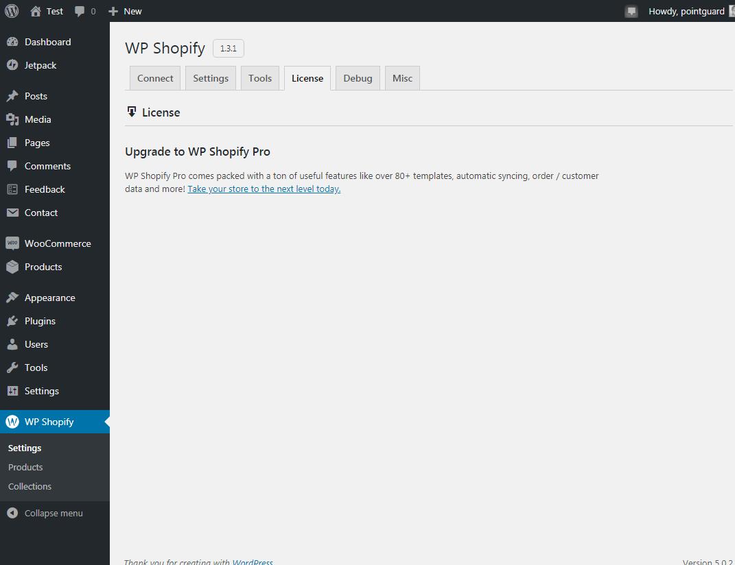 Shopify-ni WP Shopify ilə WordPress-ə necə əlavə etmək olar 18